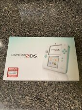 Nintendo 2DS Sea Foam Green Handheld System Console Brand New
