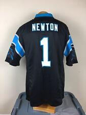 Nike On Field Carolina Panthers Cam Newton #1 Jersey NFL Men's Size Medium