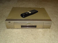 JVC HR-S9600 High-End S-VHS Videorecorder, Fernbedienung, 2J. Garantie