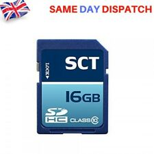 NEW SCT 16GB Class 10 Secure Digital Ultimate Extreme Speed SDHC Memory Card