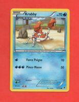 Pokemon n° 13/119 - KRABBY - PV70   (A8461)
