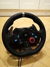 Logitech G29 & pedals - Racing Steering Wheel