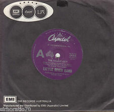 LITTLE RIVER BAND The Other Guy / Take It Easy On Me OZ 45 LRB