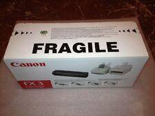 Toner Canon FX3 10557A003 Nero 2700 pagine Canon FAX L200 L250 L280 - NUOVO
