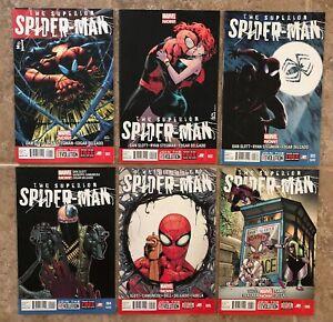 SUPERIOR SPIDER-MAN NEAR COMPLETE SET +ANNUALS AND SUPERIOR SPIDER-MAN TEAM-UP