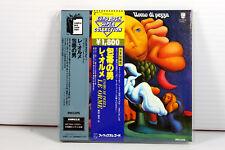 LE ORME: UOMO DI PEZZA, JAPAN MINI LP CD, ORIGINAL, RARE, EXTRA PROMO OBI