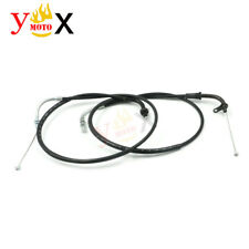 DS400 Pull Push Throttle Control Cable Wire For Yamaha V-star 650 Drag Star XVS