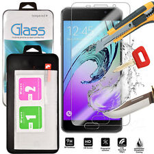 Genuine Shockproof Tempered Glass ScreenProtector For Samsung Galaxy ALPHA G850F