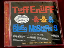ACE RECORDS~ TUFF ENUFF~ BLUES MASTERS 3~ SEALED COPY~RARE ~ CD