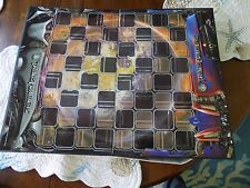 Parker Brothers Transformers Rare 2007 Complete Chess Set  EUC