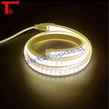 120leds/m 220VAC led strip 5730 5630 SMD white Flexible tape light waterproof