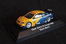 Schuco Opel Astra V8 Coupé 2002 1:43 #18 Alain Menu (SUI)