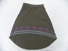 Roxy Girls Sz 10 Sun Shining Asymetrical Skirt