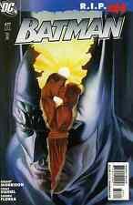 BATMAN #677 NEAR MINT 2008 DC COMICS R.I.P.