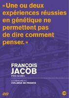 La Memoire du College de France : Francois Jacob // DVD NEUF