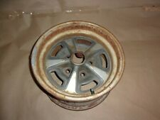 PONTIAC FIREBIRD GTO LAMANS  14 x 7 STEEL RALLEY 2 WHEEL RIM  4 3/4 PATTERN  #2