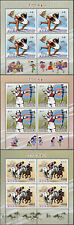 Korea 2014 - Traditional Competitions - set of 3 M/Sheets MNH **