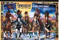 Leanin Tree Cowgirls Cards 20 Design Box Set Equestrian Horse