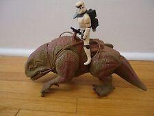Start Wars Dewback Sandtrooper Figure Kenner Lucus Films 1997 Lizard