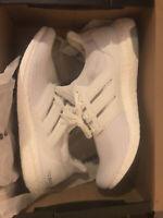 Adidas Ultra Boost 4.0 Triple White BB6168 - Size 11 Men's