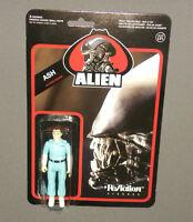Alien Movie ReAction Ash Carded Action Figure Super 7 Funko NEW MOC