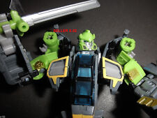 TRANSFORMERS Autobot SPRINGER figure GREEN heli copter chopper toy