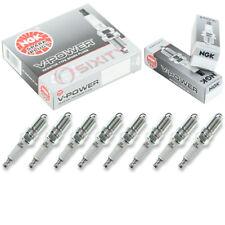 8 pcs NGK V-Power Plug Spark Plugs 99-13 Chevrolet Silverado 1500 GAS FLEX bo