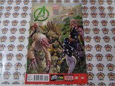 Avengers (2012) Marvel - #12, Children of the Sun Part 1, Hickman/Deodato, NM-