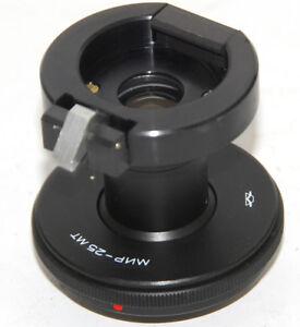 MIR-25MT (3.5/30mm) lens for  Endoscope camera ZENIT MT-1 SURPRIZE EXCELLENT
