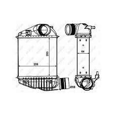 Genuine NRF Intercooler - 30015