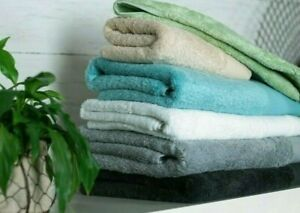 Allure Luxury Soft Absorbent Anti-Bacterial Marlborough Bamboo Bath Towel 550gsm