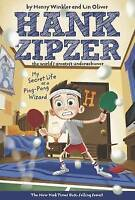 My Secret Life as a Ping-Pong Wizard (Hank Zipzer: The World's-ExLibrary