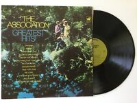 The ASSOCIATION: Greatest Hits 1968 NM LP Warner Bros. WS1769+bonus CD TESTED