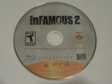 inFamous 2 (Sony PlayStation 3, 2011) - Disc Only