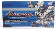 Ultramagnus Nissan GTR Alternity Transformador Completo Con Caja Mib [] [UMTA 1]