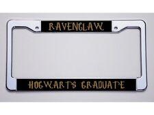 """HARRY POTTER FANS! """"RAVENCLAW/HOGWARTS GRADUATE"""" LICENSE PLATE FRAME"""