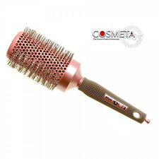 Large Pink Hair Brush, Head Jog 79 Professional Radial Metal Barrel
