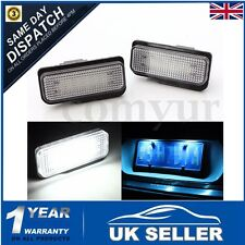 LED Number Plate Light For Mercedes Benz C E CLS SLK Class S203 W211 S211 R171
