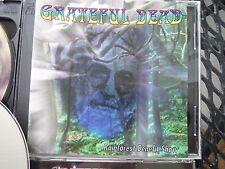 """GRATEFUL DEAD """"RAINFOREST BENEFIT SHOW"""" 1988 MSG-ORIGINAL 2 PRO SILVER DISC SET!"""