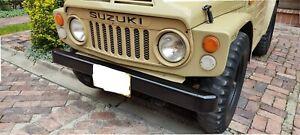 SUZUKI LJ80 front bumper body metal