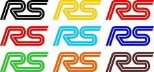"Original ford pegatinas emblema /""Zetec/"" letras cheers insignia logotipo cromo"