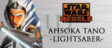 Star Wars Placa Expositora Sables Laser de Coleccionista - lightsaber plaque