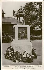 London. Camel Corps War Memorial       RP JE.582