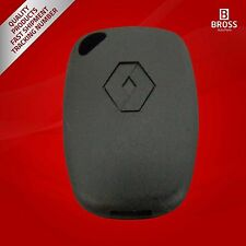 2-Button Remote Key Housing Case Cover For Renault Traffic Master Kangoo Movano