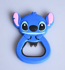 Cute Stitch Stainless Steel Bottle Opener - Fast & Free Post