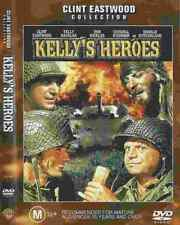 KELLY'S HEROES DVD REGION 4 (very good condition)