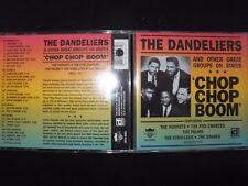 CD THE DANDELIERS / CHOP CHOP BOOM /