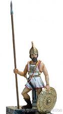 ETRUSCAN WARRIOR SOLDADO PLOMO guerrero antiguedad ALTAYA frontline