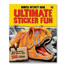 Ultimate Bumper (Bumper Sticker Activity), Igloo Books Ltd, New Book