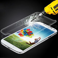 TEMPERED GLASS FILM SCREEN PROTECTOR WITH OLEOPHOBIC GLASS SAMSUNG GALAXY S4